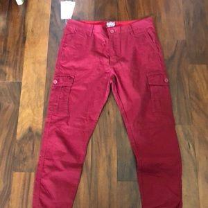 Cargo pants—NWT